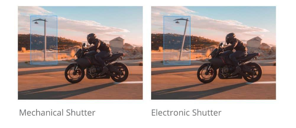 Phantom 4 Pro v2.0 mechanische shutter