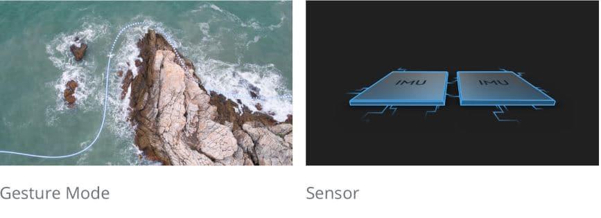 Phantom 4 Pro v2.0 sensor