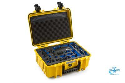 B&W 4000 - Flightcase DJI Mavic Air- dronedepot.be