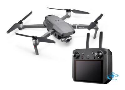 DJI Mavic 2 zoom met Smart Controller - www.dronedepot.be