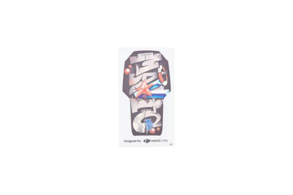 DJI Mavic Mini stickervel