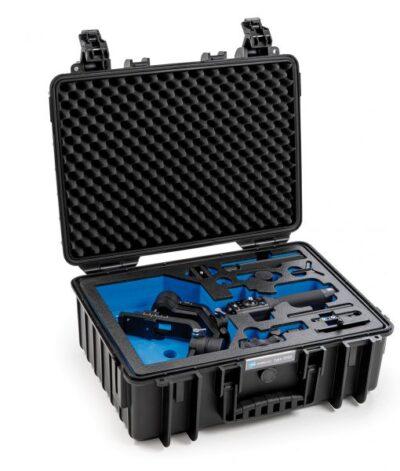 B&W Flightcase Type 5000 DJI Ronin SC Black