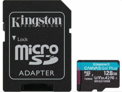 Kingston Conavas Go! Plus 128Gb