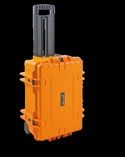 B&W Flightcase type 6700 voor Phantom 4 en 4 Pro reeks