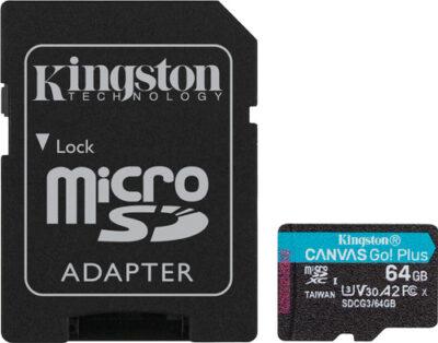 Kingston Canvas Go plus 64Gb
