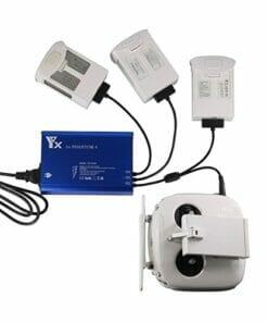 YX-Multi-Battery Charger voor Phantom 4
