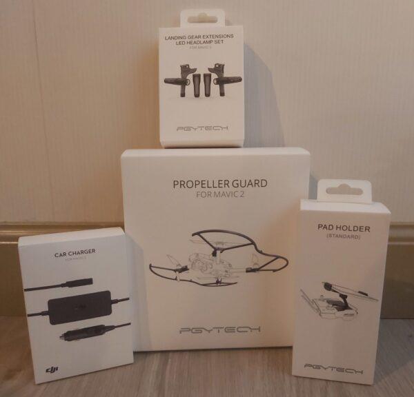 DJI Mavic 2 accessories package option 2
